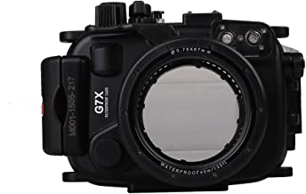 Polaroid SLR Dive Rated Waterproof Underwater Housing Case For The Canon G7X