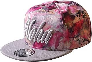 MTFS Unisex Hip Hop Letter Baseball Caps Adjustable Truck Hats