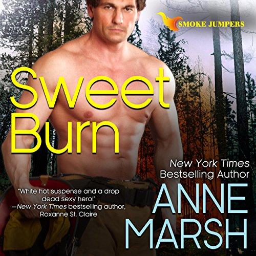 Sweet Burn audiobook cover art
