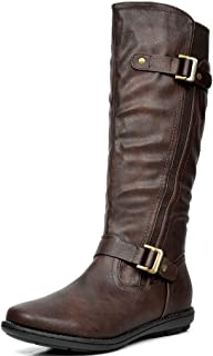 Women's Wide Calf Knee High Boots
