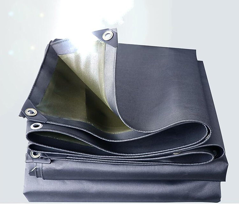 Plane GJM Shop Heavy Duty, High Density Gewebtes Gewebtes Gewebtes Polyethylen 0.7MM -530 g M², Blau- 100% Wasserdicht und UV-geschützt - Multifunktionale B07FBLPY24  Bestellungen sind willkommen 5c8c49