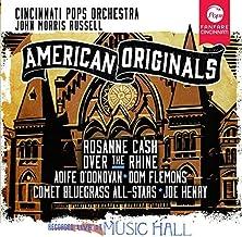 American Originals by Cincinnati Pops Orchestra