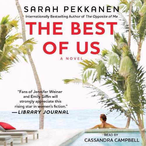 The Best of Us audiobook cover art