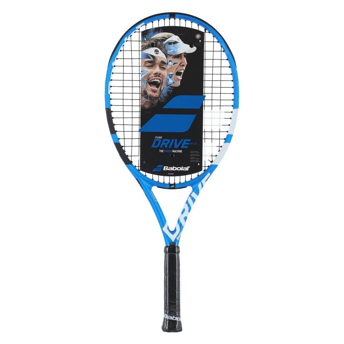 Babolat-2018 Pure Drive 25 Junior Tennis Racquet-