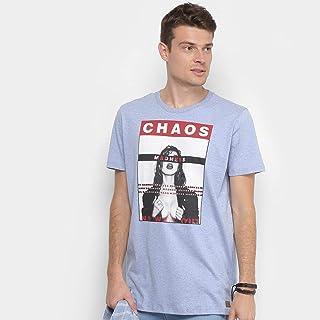 Camiseta Colcci Chaos Madness Masculina
