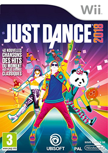 Just Dance 2018 [Importación francesa]
