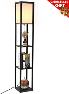 Amazoncom Wood Floor Lamps Lamps Shades Tools Home