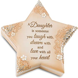 Pavilion Gift Company 19085 Daughter Keepsake Box, 3-3/4 by 4-Inch