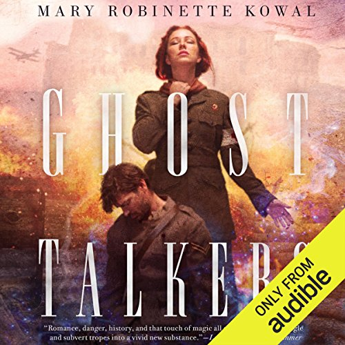 Ghost Talkers                   By:                                                                                                                                 Mary Robinette Kowal                               Narrated by:                                                                                                                                 Mary Robinette Kowal                      Length: 8 hrs and 14 mins     16 ratings     Overall 4.3