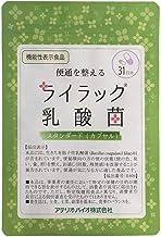 ライラック 乳酸菌 スタンダード (カプセル) [ 機能性表示食品 ] (31粒 / 約1ヶ月分) 乳酸菌 サプリメント
