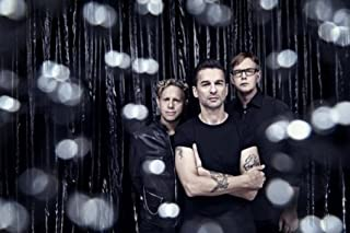 Depeche Mode in Concert 24X36 New Printed Poster Rare #TNW332945