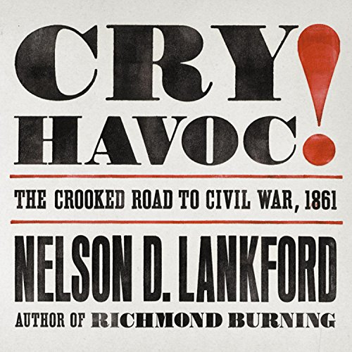 Cry Havoc! audiobook cover art