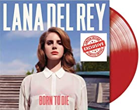 Born To Die - Exclusive Limited 2020 Edition Red Colored Vinyl LP [Condition-VG+NM]