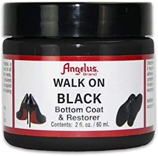 Angelus Paint Walk On Black Restorer 2 Oz