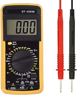 Multímetro digital DT-9205A Multímetro LCD AC/DC Amperí