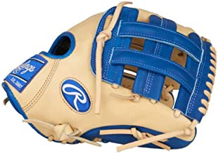 """Rawlings 2018 Limited Edition Heart of the Hide Color Sync 205, 11.75"""" Camel/Royal"""