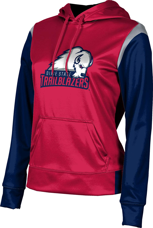 ProSphere Dixie State University Girls' Pullover Hoodie, School Spirit Sweatshirt (Tailgate)