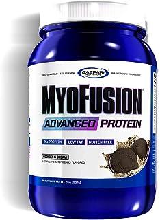 Gaspari Nutrition Myofusion Advanced Protein, Cookies and Cream, 2 Pound