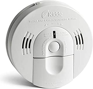 Kidde KN-COSM-IBA Hardwire Combination Smoke Carbon Monoxide Detector Battery Backup Voice Warning Interconnectable