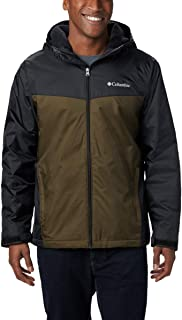 Men's Glennaker Sherpa Lined Rain Jacket, Waterproof