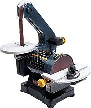 POWERTEC BD1502 Belt Disc Sander for Woodworking | 1 in. x 30 in. Belt Sander with 5 in. Sanding Disc