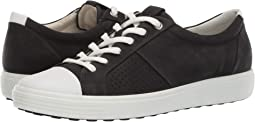 White/Black Cow Leather/Cow Nubuck