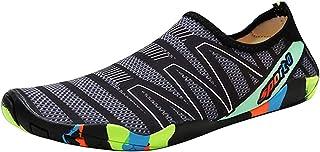 Padgene Water Shoes Socks Barefoot Skin Swim Shoes, Men Women Quick Dry Water Sport Shoes, Unisex Aqua Shoes for Swim Yoga...