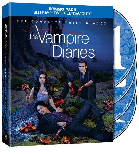 The Vampire Diaries: Season 3 (Blu-ray + DVD + Ultraviolet)