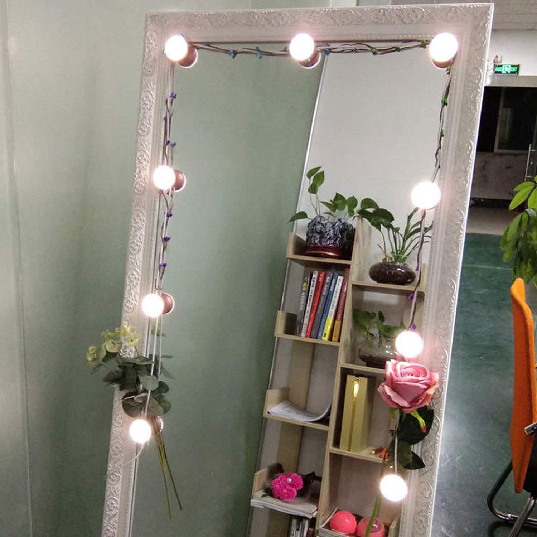 Shuhong Makeup Light Vanity Mirror Kit 5 Dateien Dimmbar Lampen Fixture Strip Table Set Ankleidezimmer-Make-up-Lampe