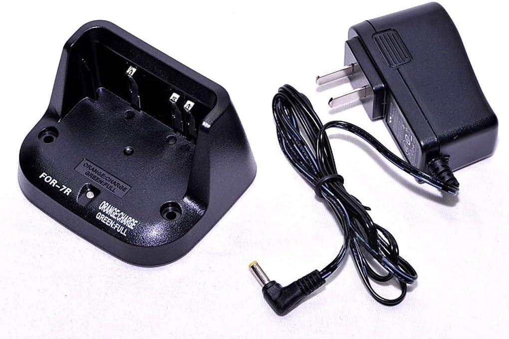 HKSUNKIN Desktop Battery Popular standard Charger Base Set for VX5R Yaesu Low price VX-6R V