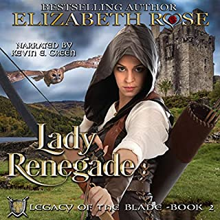 Lady Renegade cover art