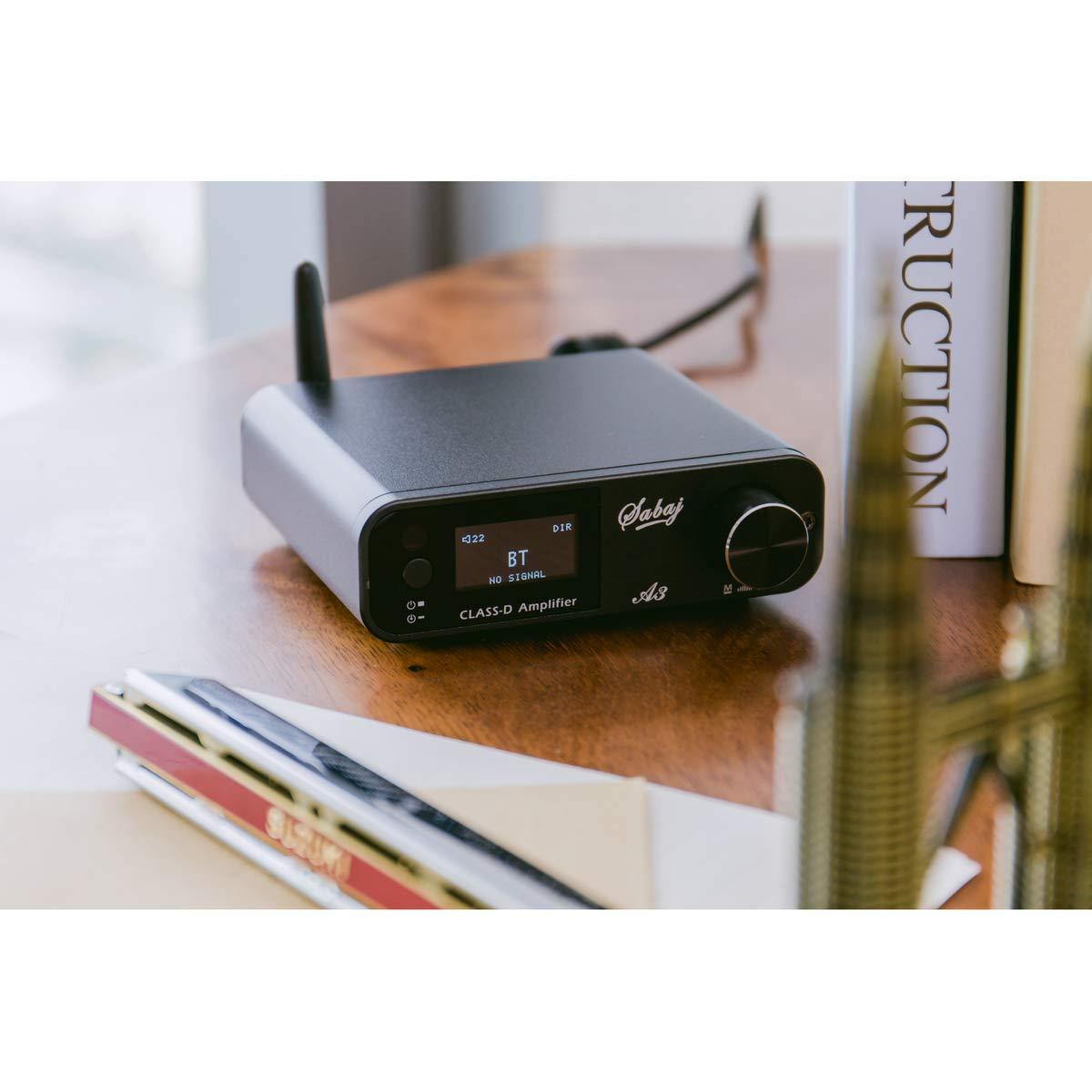 Unbekannt Compacto Sistema est/éreo de Alta fidelidad dise/ño Multimedia Mini Bluetooth est/éreo