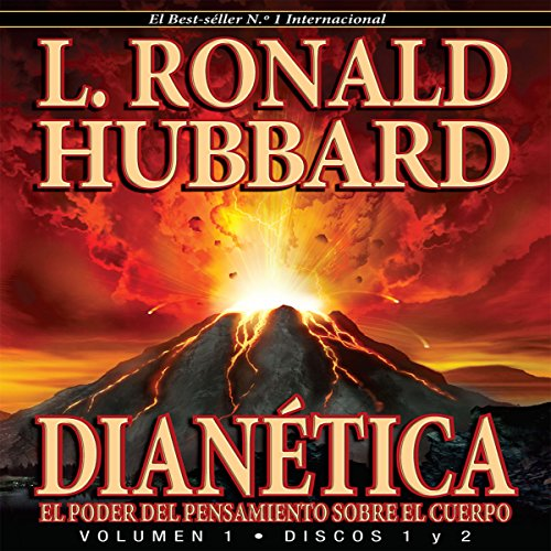Dianetica: El poder del pensamiento sobre el cuerpo [Dianetics: The Power of Thought on the Body] audiobook cover art