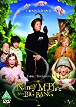 Nanny McPhee & the Big Bang ( Nanny McPhee and the Big Bang ) ( Nanny McPhee Returns (Nanny McPhee et le Big Bang) )