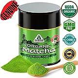 Matcha Green Tea Powder - [CFIA Organic] - Japanese Ceremonial Grade - 100%