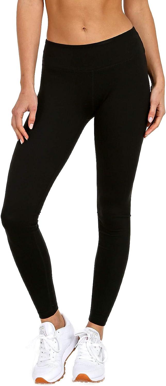 Beyond Yoga Women's Performance Leggings, Jet Black, Medium