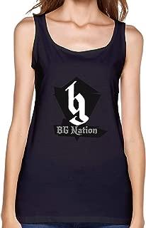 AsziSham Brantley Gilbert Summer Sleeveless Casual Tank Tops Shirt