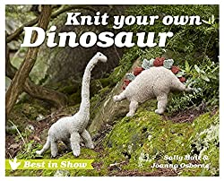 7. Knit Your Own Dinosaur