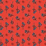 Camelot Marvel Flanellstoff – CAMFLAN18 Spiderman Kawaii