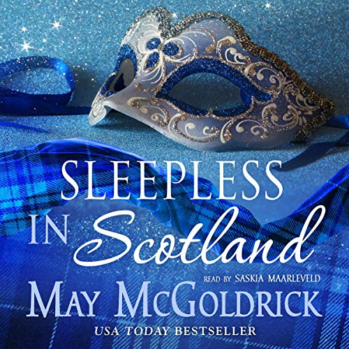 Sleepless in Scotland audiobook cover art