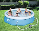 Zoom IMG-2 bestway piscine gonflable hors sol