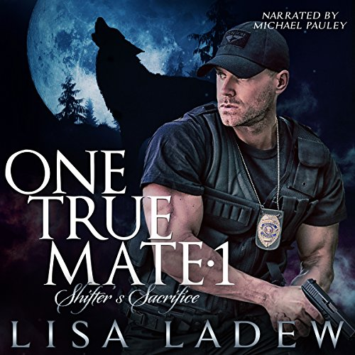 One True Mate 1 audiobook cover art