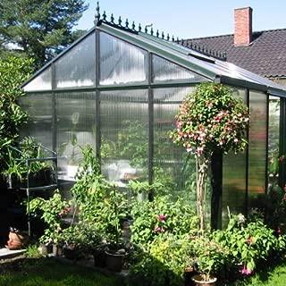 Janssens of Belgium Royal Victorian Polycarbonate Greenhouse