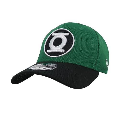 263a0ea2d9b Green Lantern Hal Jordan Symbol 39Thirty Fitted Hat
