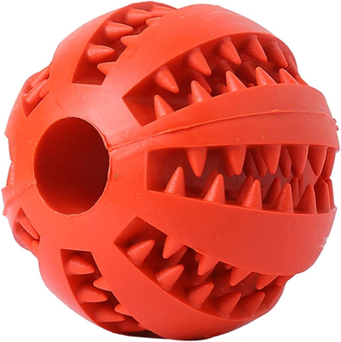 LUBINGT Our shop most popular pet Toy Soft Toys for Puppy Milwaukee Mall Fun Ball Dogs Dog Rubber
