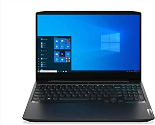 Lenovo Gaming 3 15IMH05 - 10th Intel core i5-103000H, 16GB RAM , 1TB HDD and 128GB SSD,NVIDIA GeForce GTX 1650 4GB GDDR6 G...