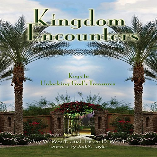 Kingdom Encounters audiobook cover art