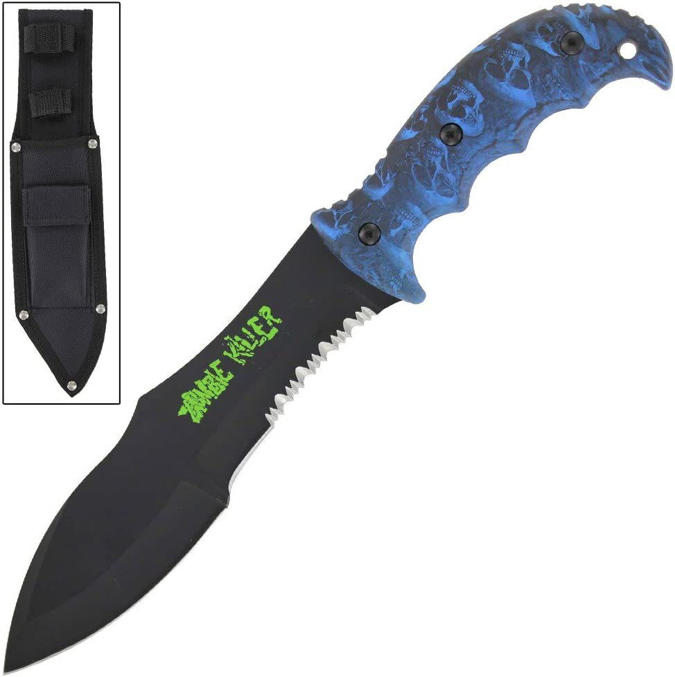 Washington Mall Armory Replicas Deep Shadows Large special price Hunter Knife Killer Zombie
