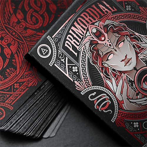 SOLOMAGIA Mazzo di Carte Primordial Playing Cards (Chaos)