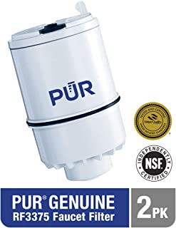 PUR (RF33752V2) Faucet Mount Replacement Filter, (2 Pack), Multicolor, 2
